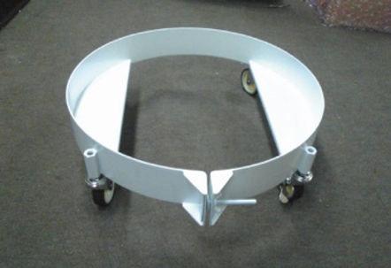 液体ヘリウム容器,関連,アクセサリー,ネジ止め固定式非磁性台車