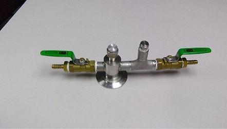 液体ヘリウム容器,関連,アクセサリー,ヘリオス・ストラトス用容器ヘッド