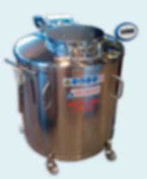 AIR LIQUIDE社,液体窒素,凍結容器,大型凍結保存容器,RCB