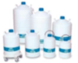 AIR LIQUIDE社,液体窒素試料保存,運搬用容器,TP