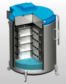 気相保存時,大型凍結保存容器,ESPACEシリーズ