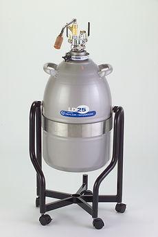 ティッピングスタンド,Taylor-Wharton社,液体窒素容器,試料運搬用,低温液化ガス容器,LDシリーズ