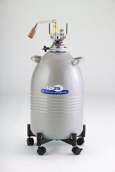 加圧液取りデバイス,Taylor-Wharton社,液体窒素容器,試料運搬用,低温液化ガス容器,LDシリーズ
