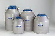 液体窒素凍結容器,試料保存用,中型
