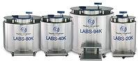 液体窒素凍結容器,試料保存用,大型気相