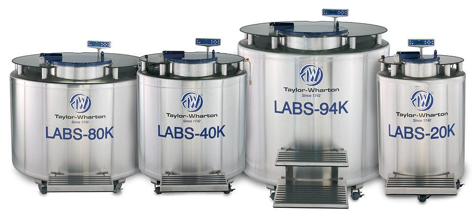 Taylor-Wharton社,液体窒素容器,凍結,大型,気相,試料保存,多量保存用,LABSシリーズ