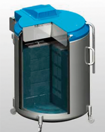 気相保存時,大型凍結保存容器 ,ESPACEシリーズ