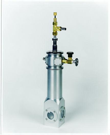JANIS社,液体窒素クライオスタット,VPF型