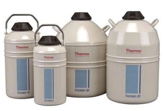 ThermoFisherScientific社,低温液化ガス容器,サーモ