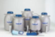 Taylor-Wharton社,液体窒素容器,凍結試料保存用,小型,ケーン収納,多量保存用,HCシリーズ