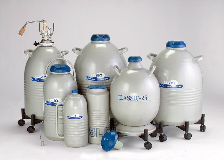 Taylor-Wharton社 液体窒素容器,試料運搬用,低温液化ガス容器,LDシリーズ