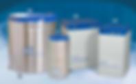 液体窒素凍結容器,試料保存用,大型液相
