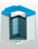 大型凍結保存容器,ESPACEシリーズ