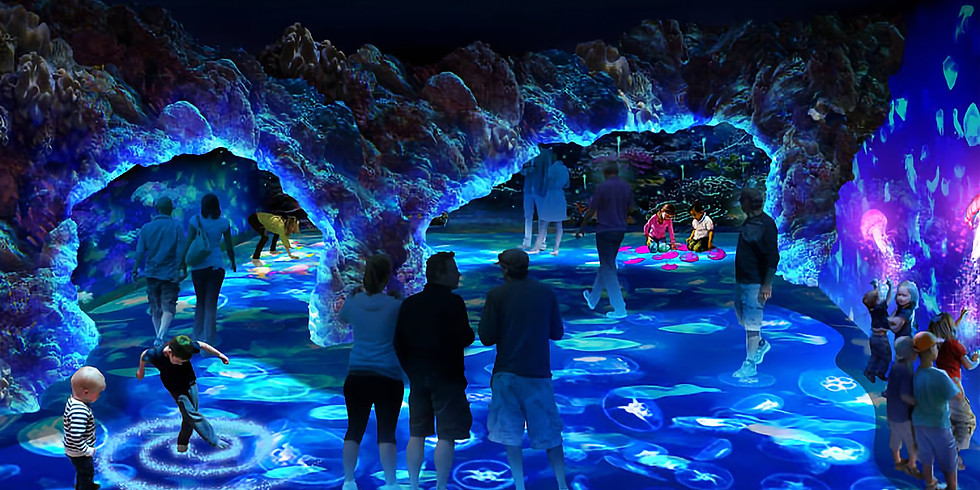 Educator Open House at Nat Geo Encounter Ocean Odyssey 10/18/18
