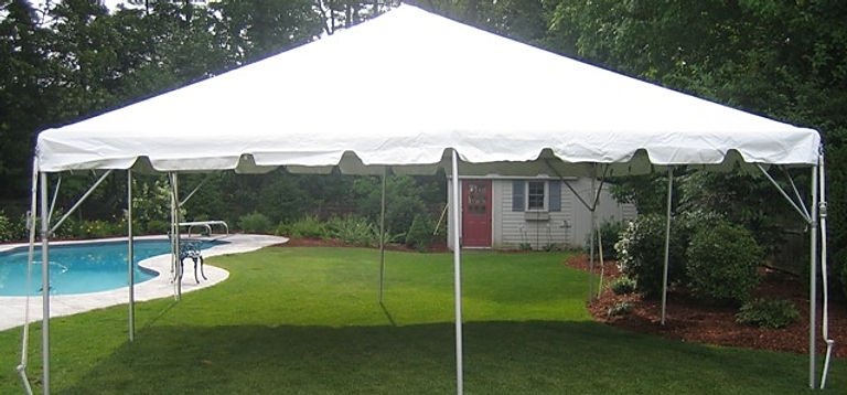 20x20 white tent, canopy tent rent, frame tent, fiesta frame tent, tent by pool, backyard tent, graduation party tent, frame tent rent, white tent rental, fiesta tent rental tent in grass rental, tent on grass rental, house tent rent