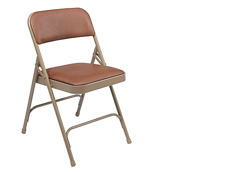 Metal Padded Folding Chairs seating & tables | taylor rental of malvern welcomes you