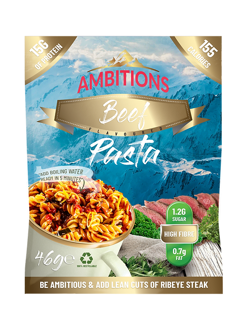Ambitions - Beef Flavour