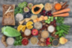 Vegan high dietary fibre & immune boosti