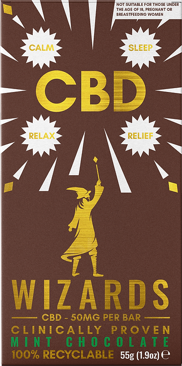 The Wizards CBD - Mint