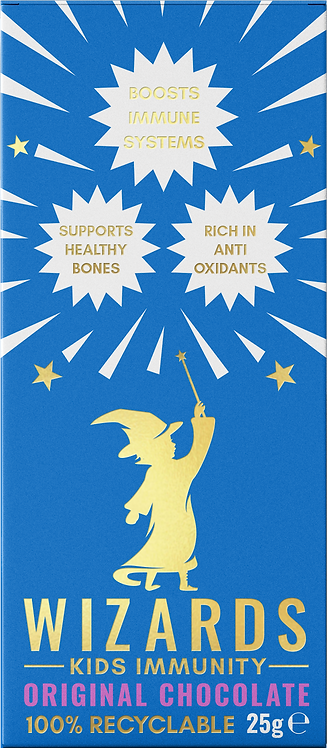 The Wizards Kids - Immunity Original