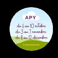 Formation yoga enfant & ado APY automne 2021