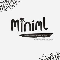 MinimlLargeFabricConditioner-20L-Front_1