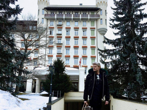 GSTAAD PALACE - ONE OF THE LEADING HOTELS OF THE WORLD