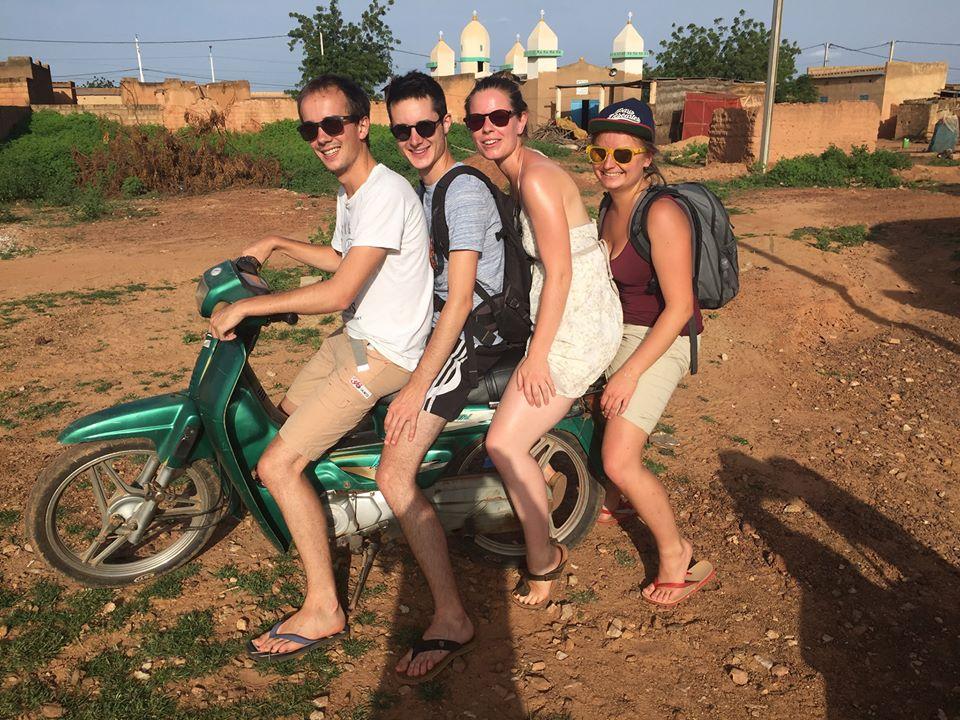 L'équipe Diabète Burkina 2016