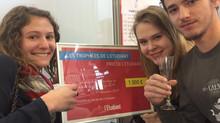 Trophée de l'étudiant et passage sur Radio Tou'Caen