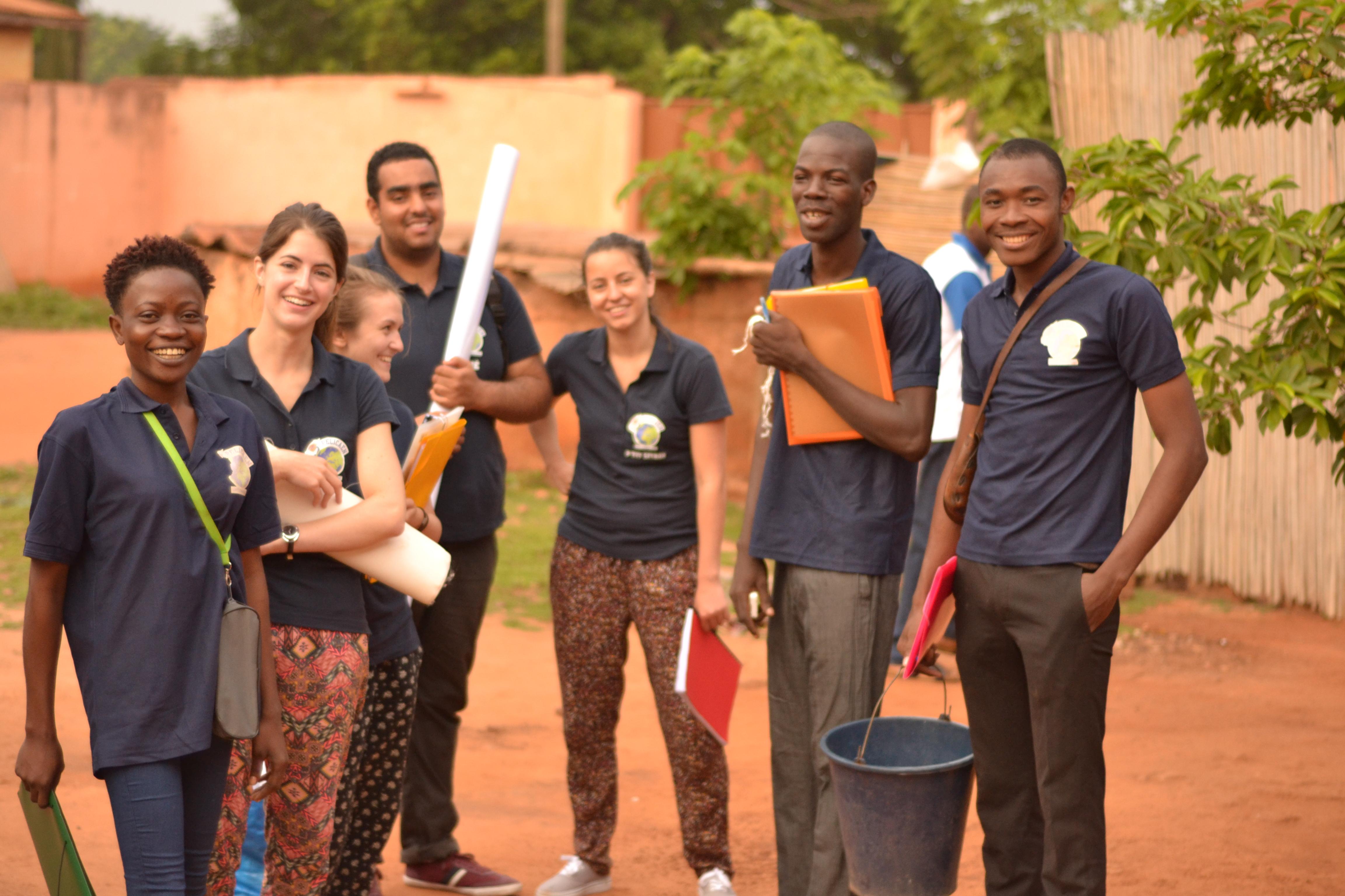 L'équipe diabète Togo 2016