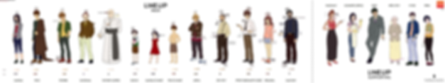 karmachakra character lineup