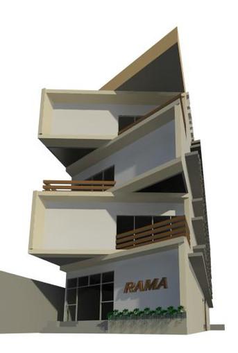 Proposed TATA HITACHI showroom