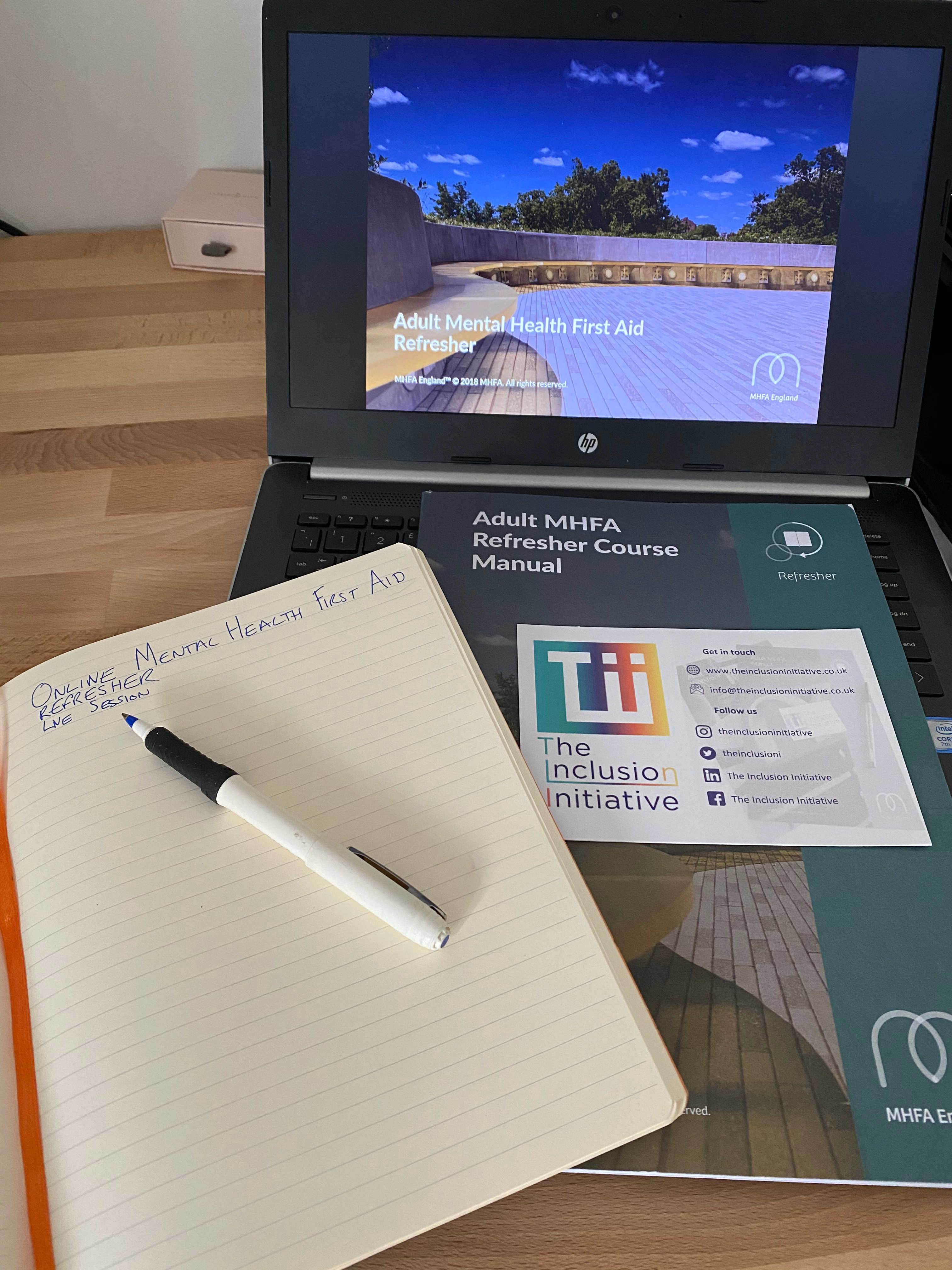 Online MHFA Refresher Course