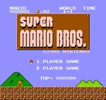 Super Mario Bros. 35 Years Later