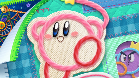 Kirby's Epic Yarn: An Arts & Crafts Wonderland