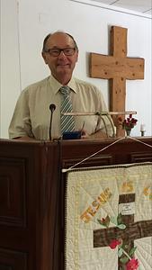 THE PREACHER, ENGLISH CHURCH BENIDORM.PN
