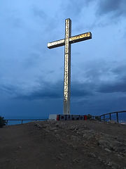 At the Cross before Sunrise Easter 2019.