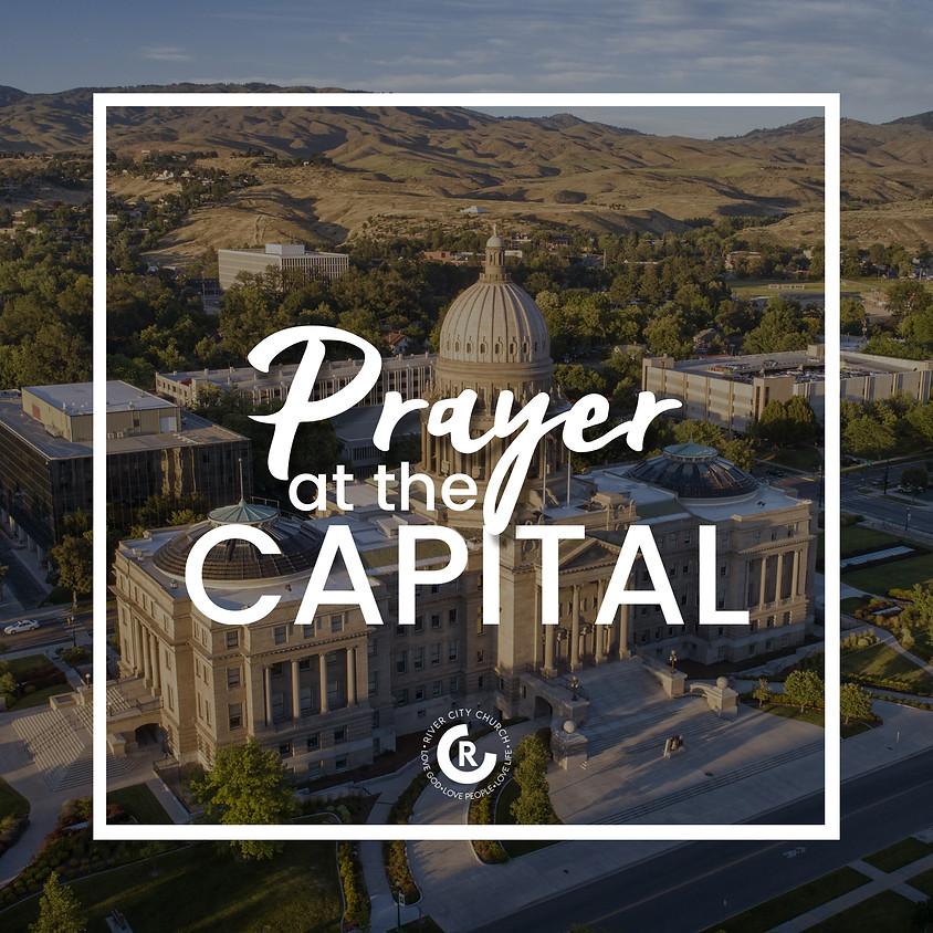 Prayer at the Capital