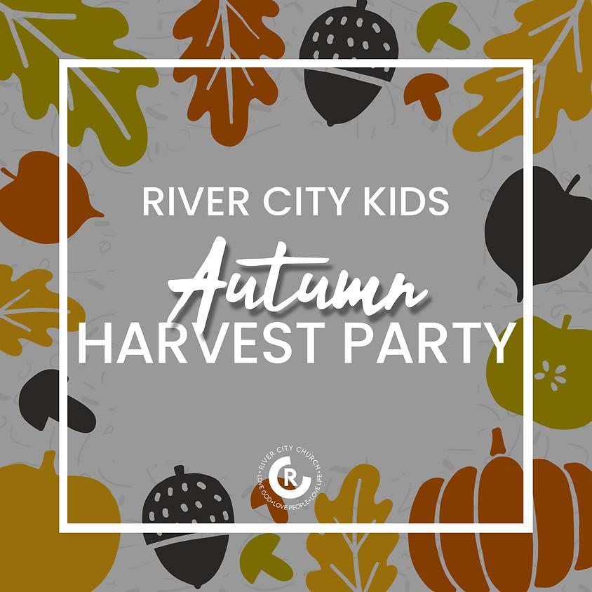 RC Kids Autumn Harvest Party