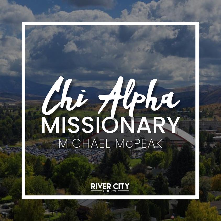Micheal McPeak