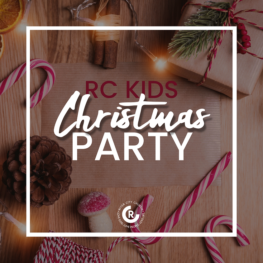 RC Kids Christmas Party