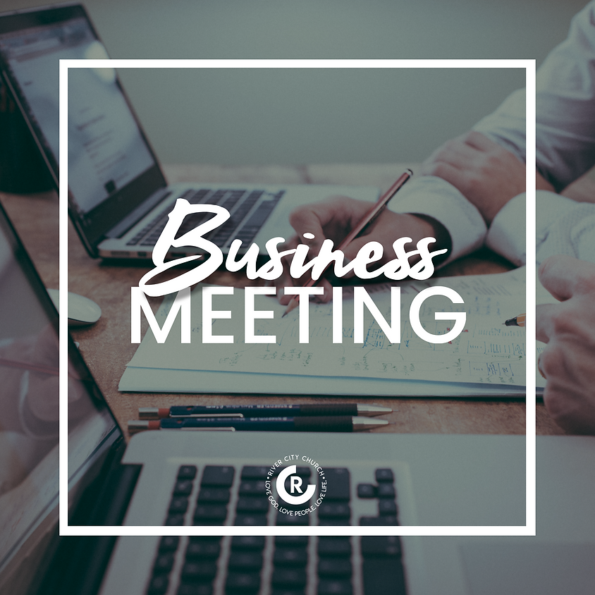 Church Business Meeting