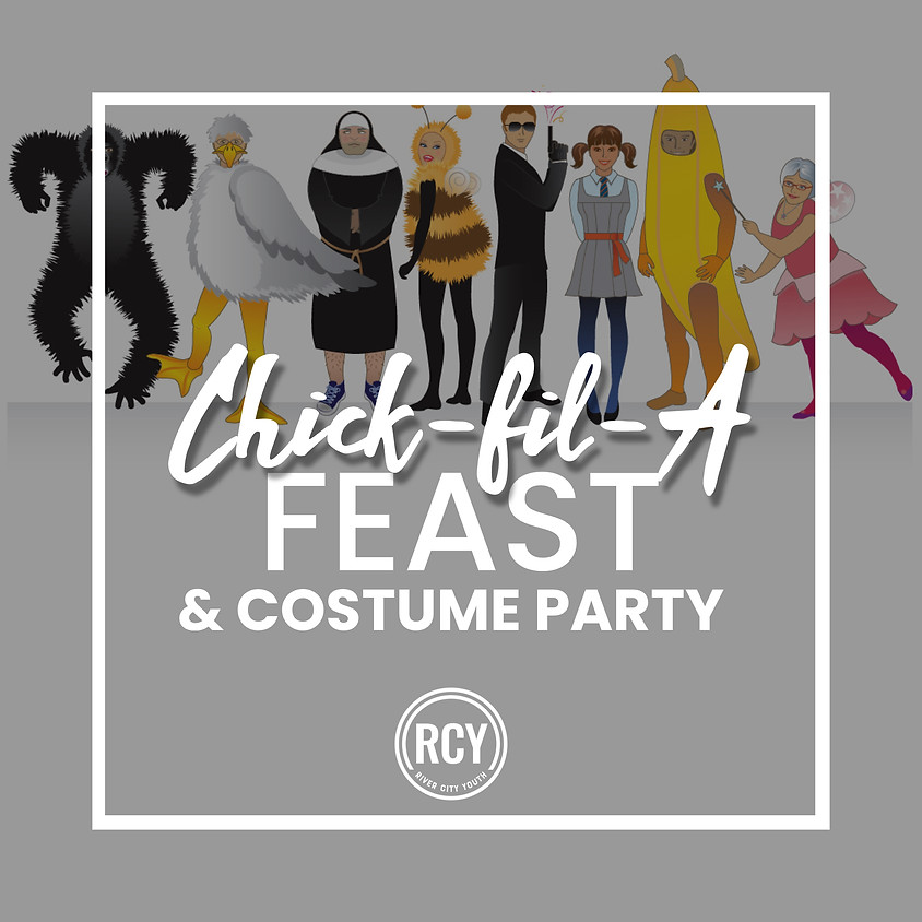 Youth Chick-Fil-A Feast & Costume Party
