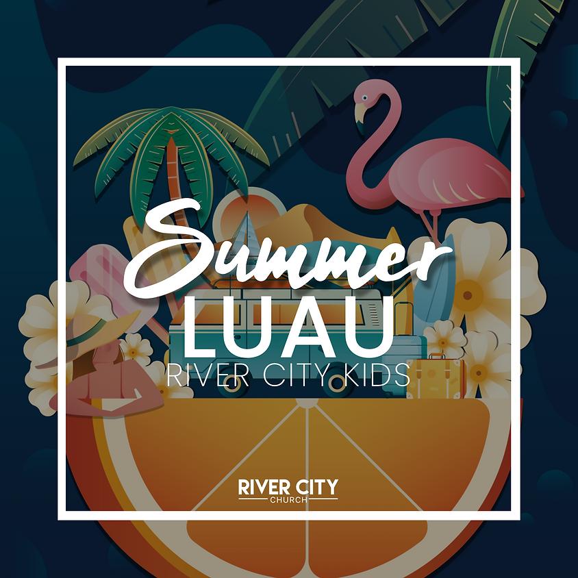 River City Kids Luau