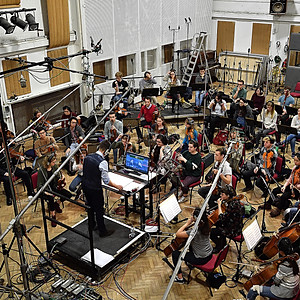 Abbey Road Scoring Session
