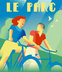 Poster LE-PARC