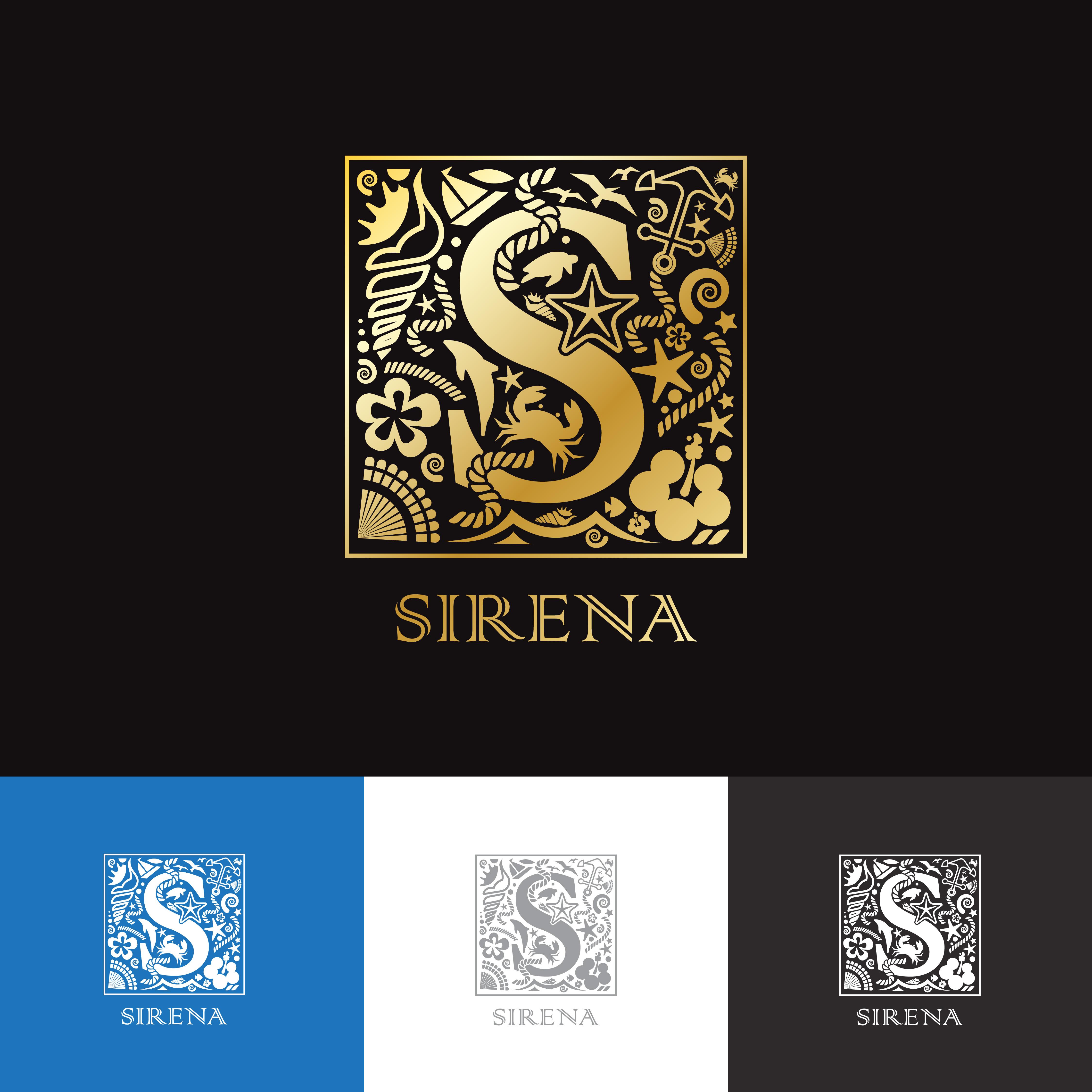 logos s sirena set