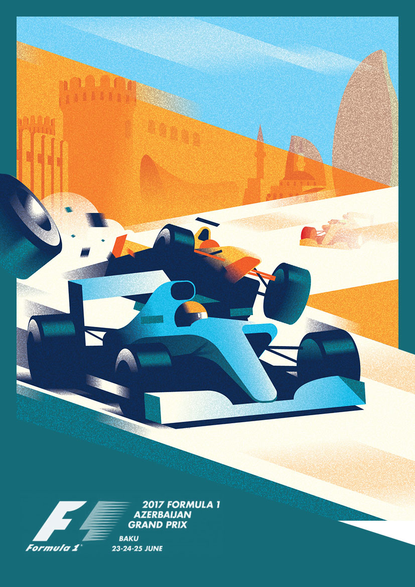 POSTER F1 (concept)