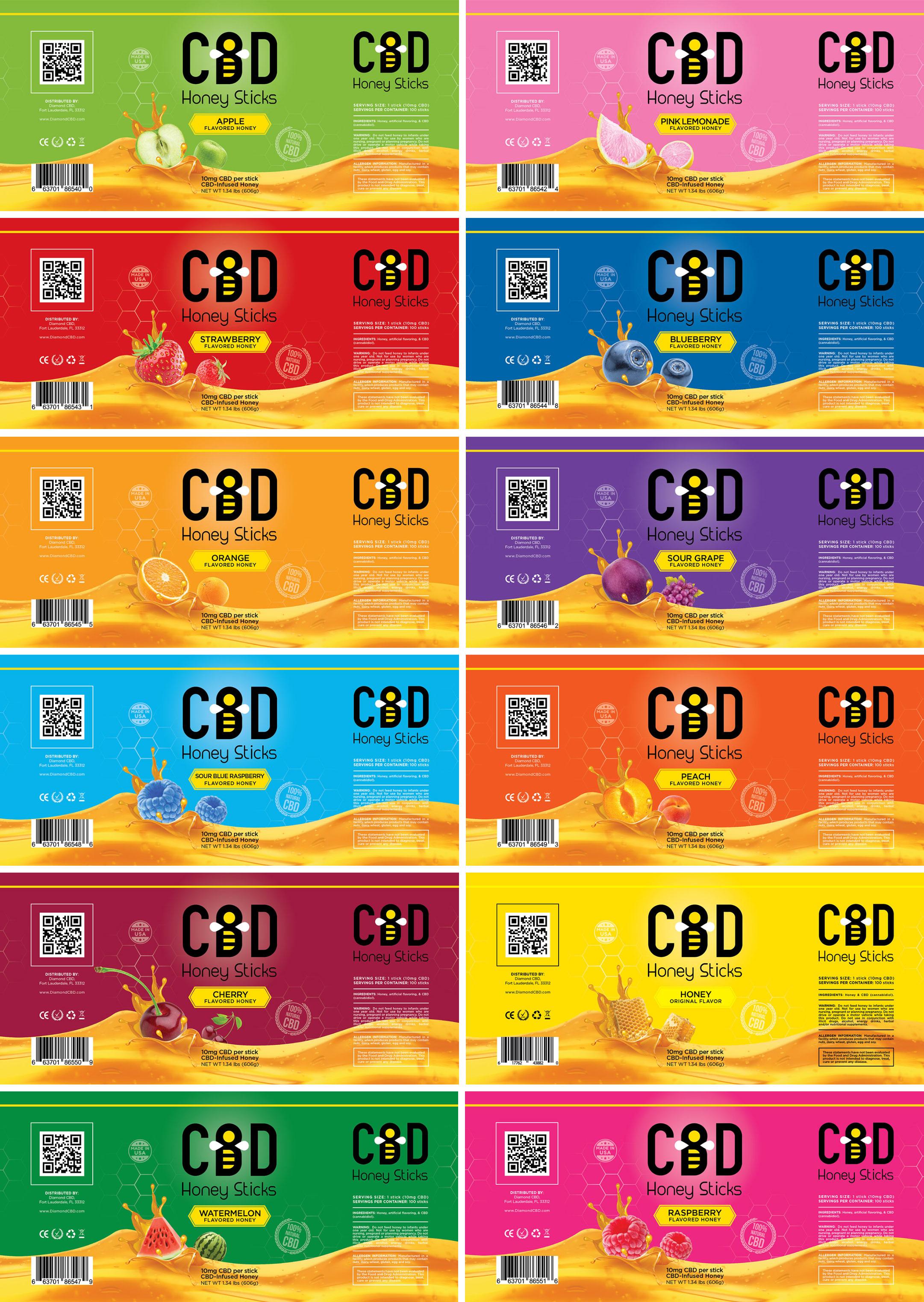 labels-honey-cbd