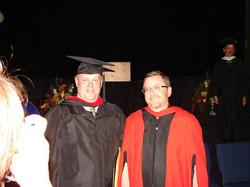 Graduation from MDiv
